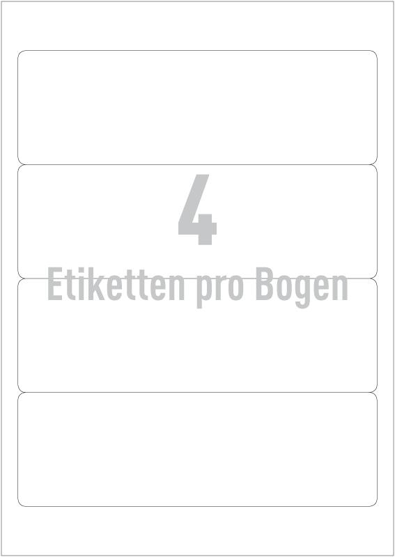 Aufkleber Ordnerrücken 192 X 61 Mm Farbig Drucken